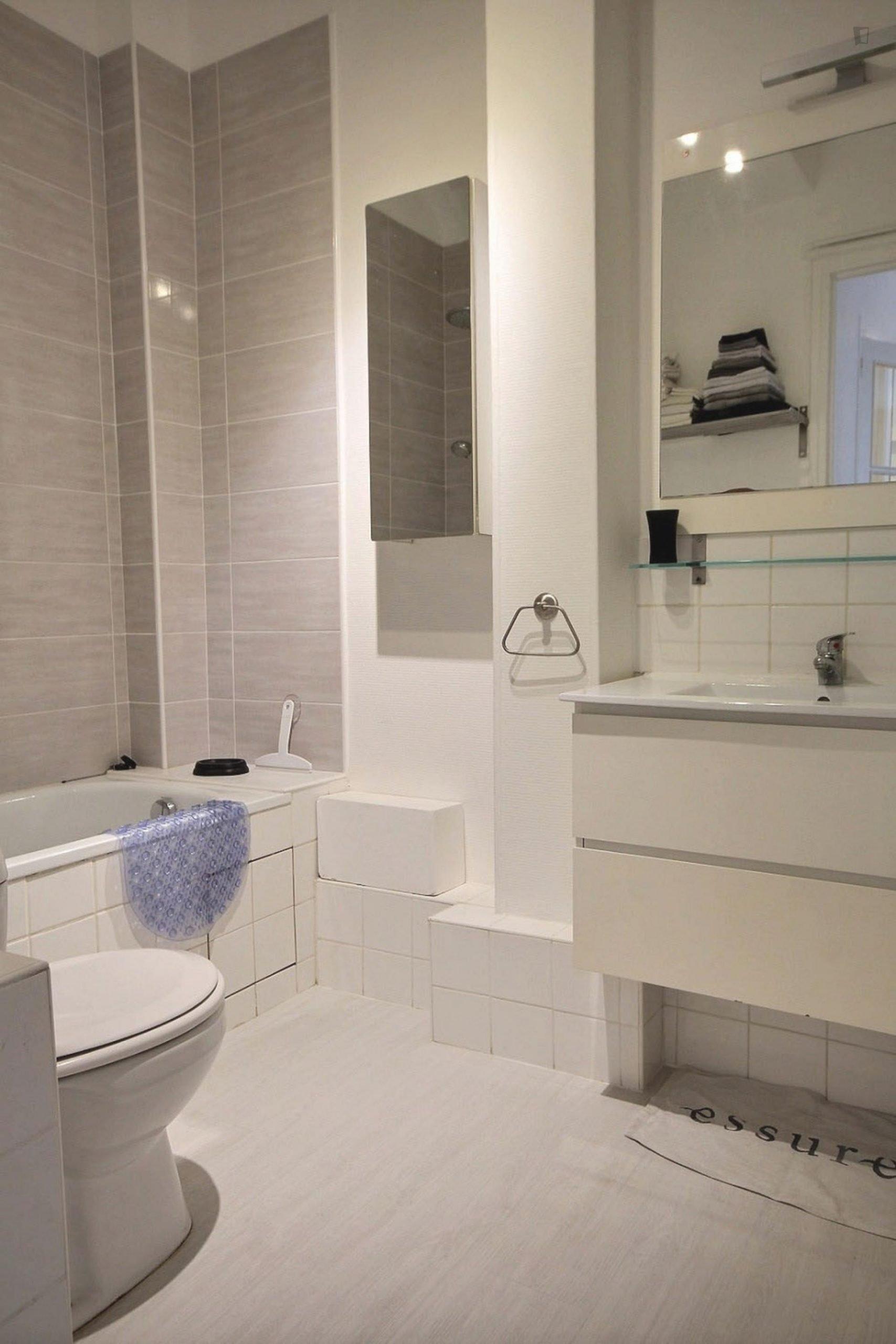 Saint Martin- Welcoming 1 bedroom Flat in Paris