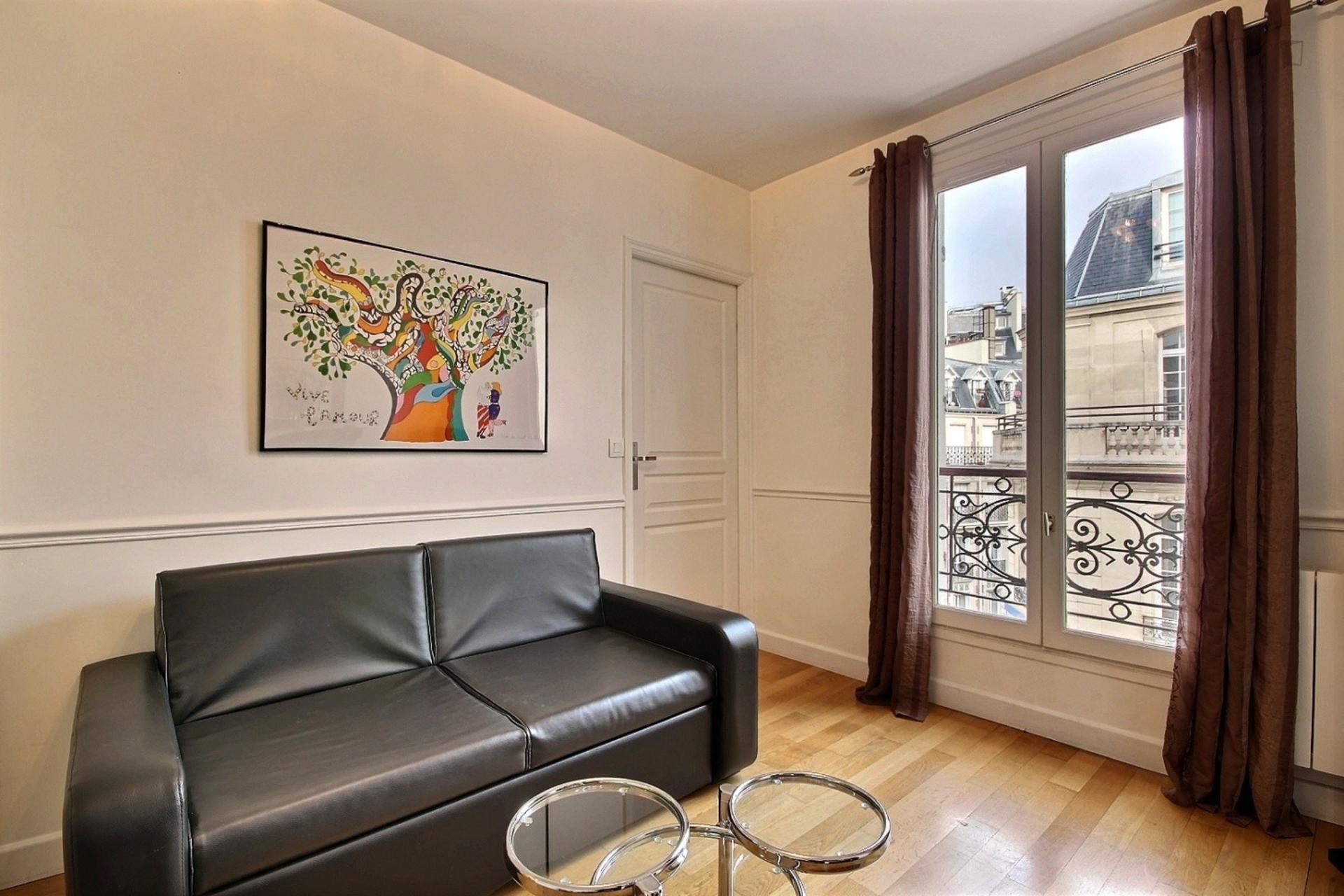Hamelin- Welcoming 1 Bedroom Apartment in Paris