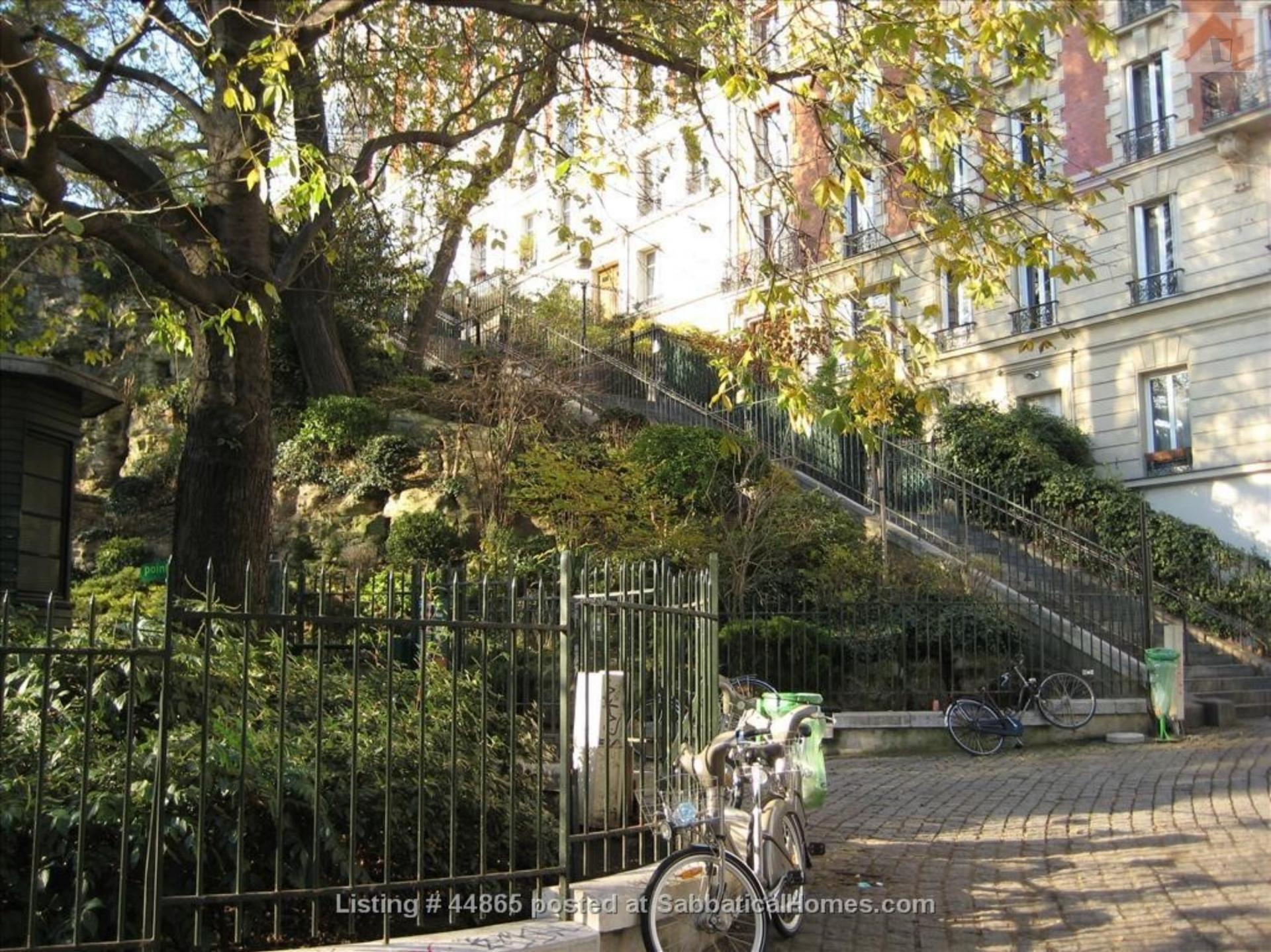 Feutrier - Charming studio in Paris