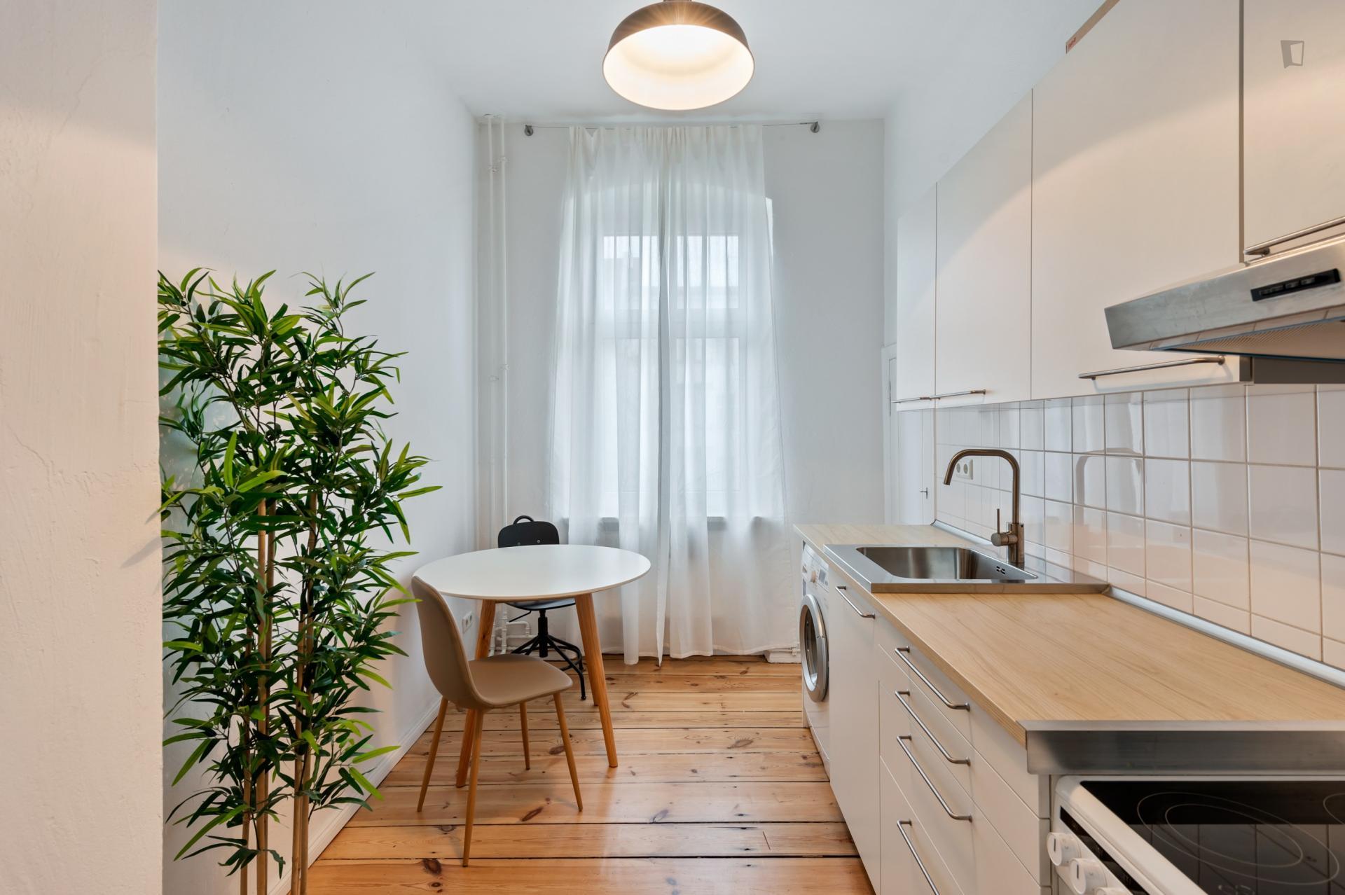 Sonnen - Furnished expat studio in Berlin