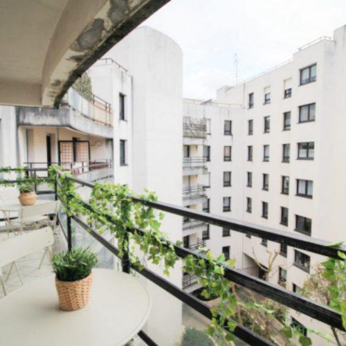 Malmaison - Cozy double bedroom in Paris