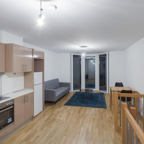 Malteser 2 - Furnished apartment in Berlin for expats