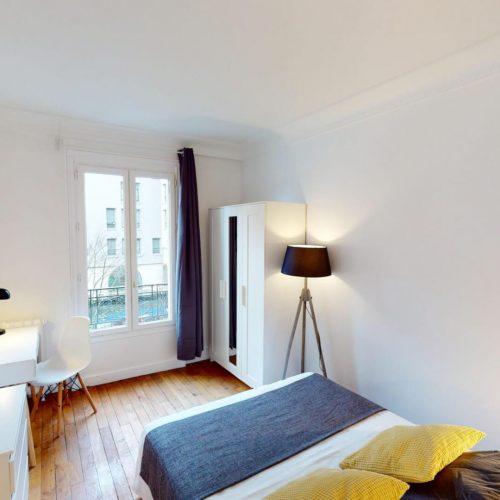 Grenelle - Pleasant bedroom in Paris