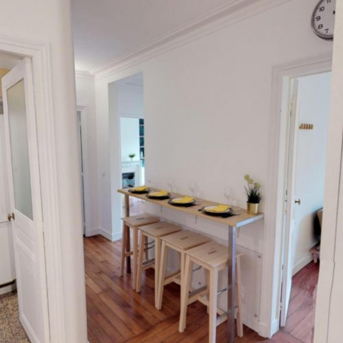 Marcel - Double room shared flat in Paris