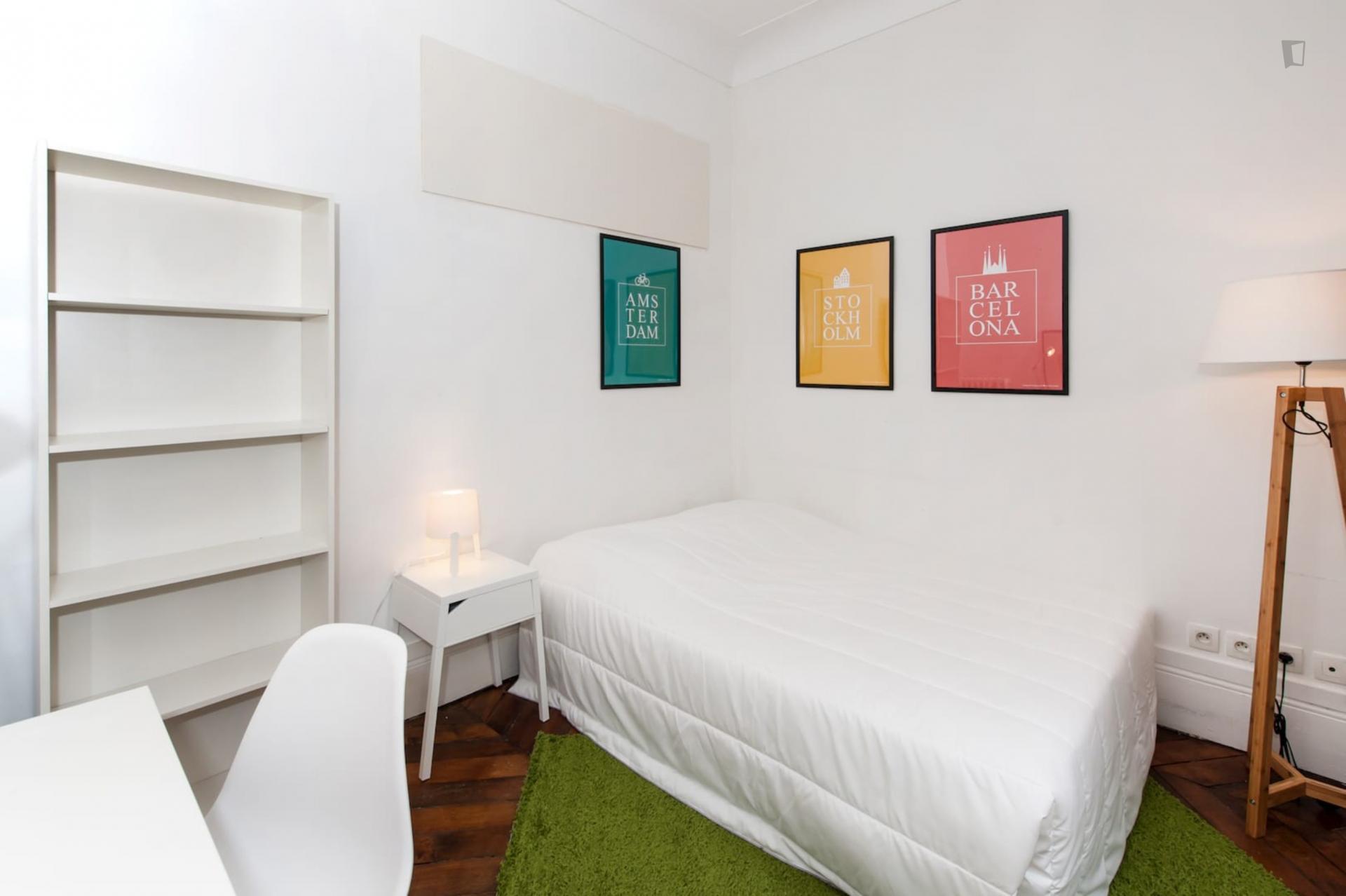 Voltaire - Homely double bedroom in Paris