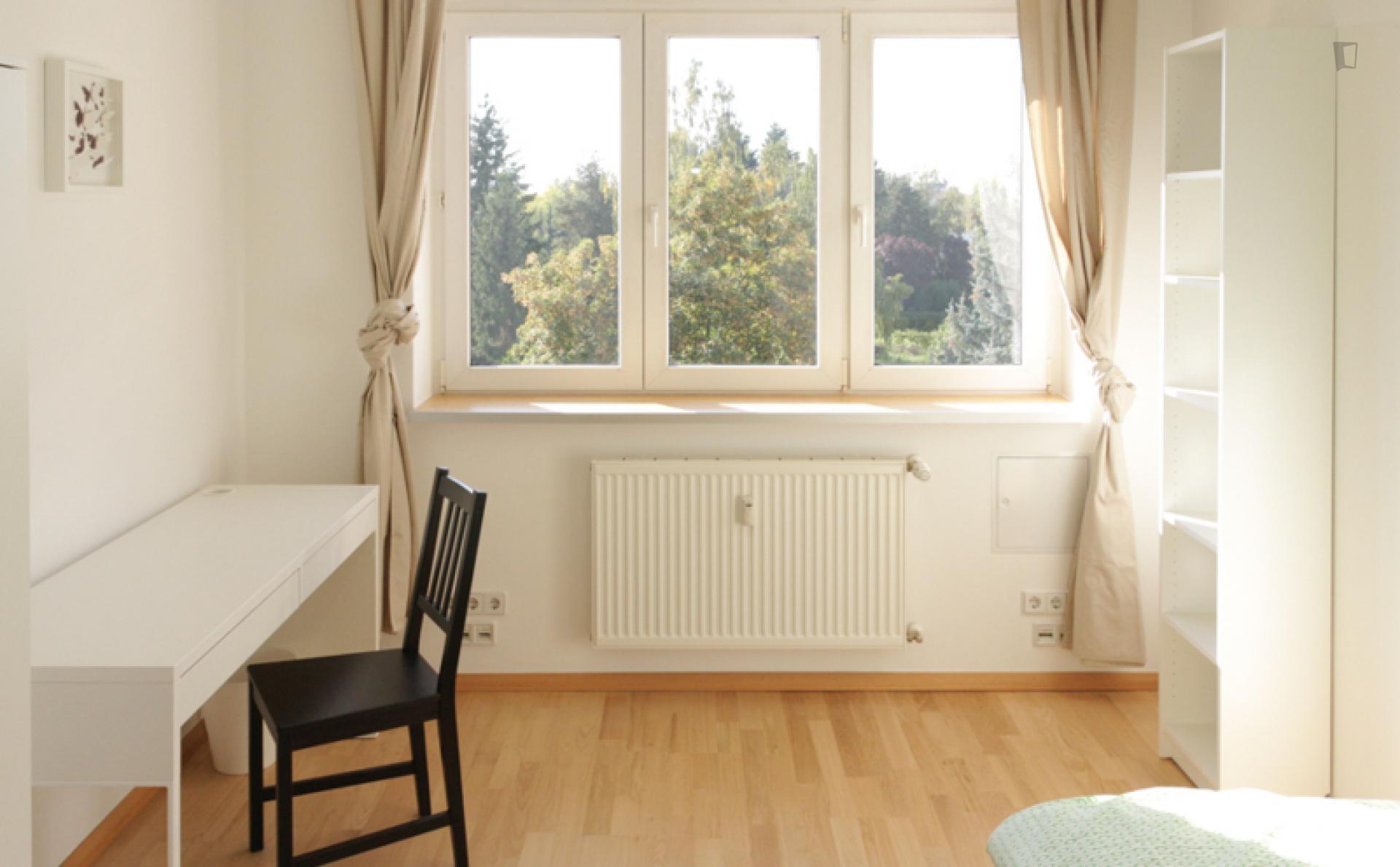 Oberland - Entry ready bedroom in Berlin