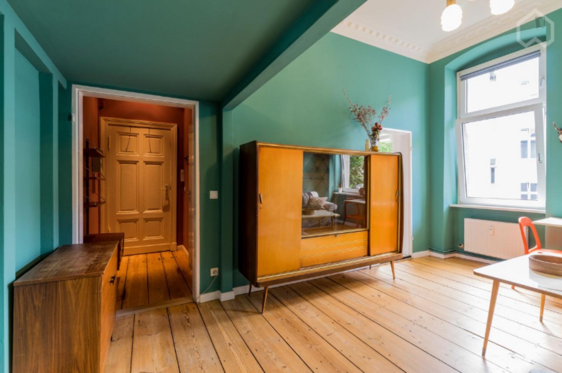 Dieffen - Furnished expat rental in Berlin