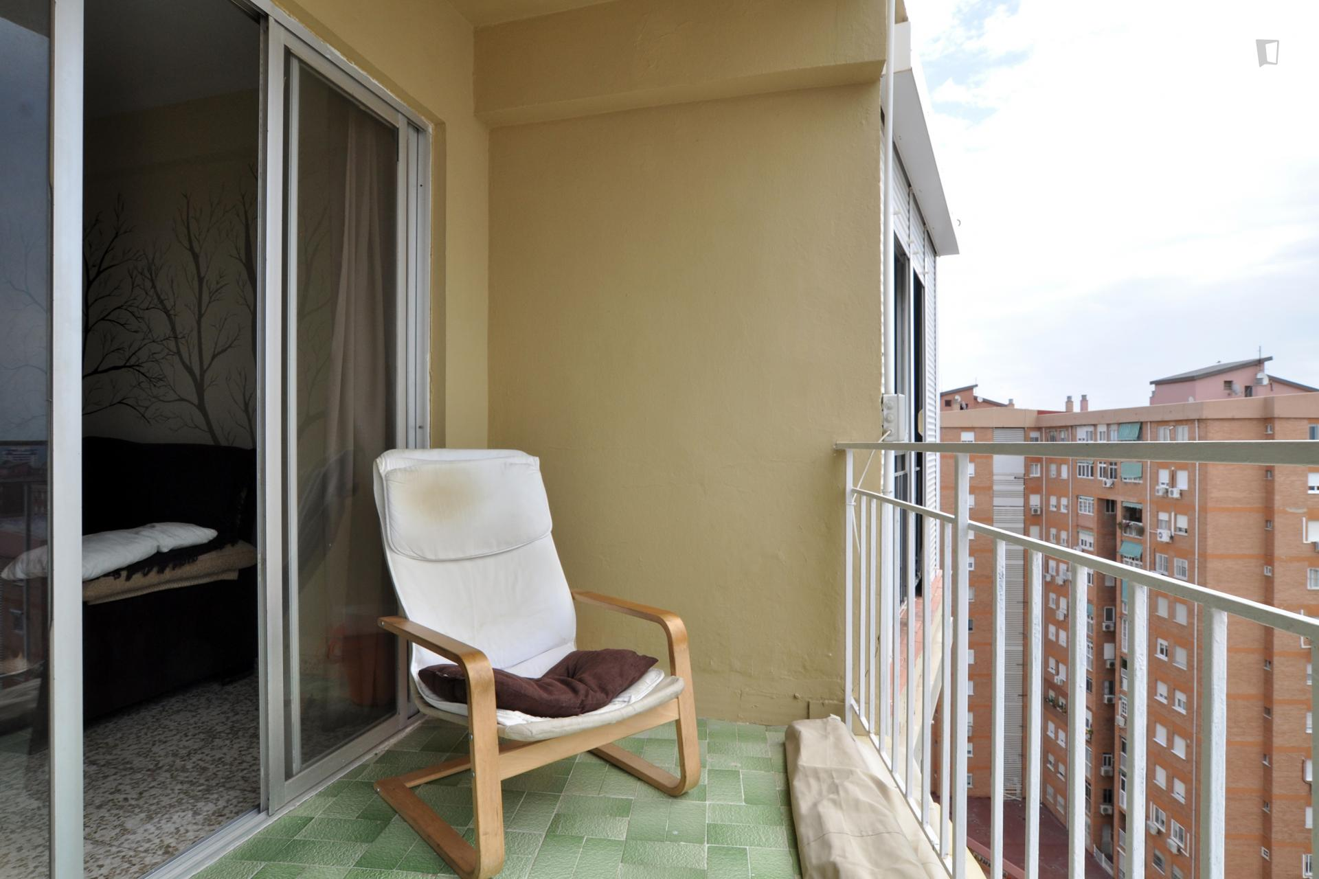 Europa- Student Flat in Malaga Near University