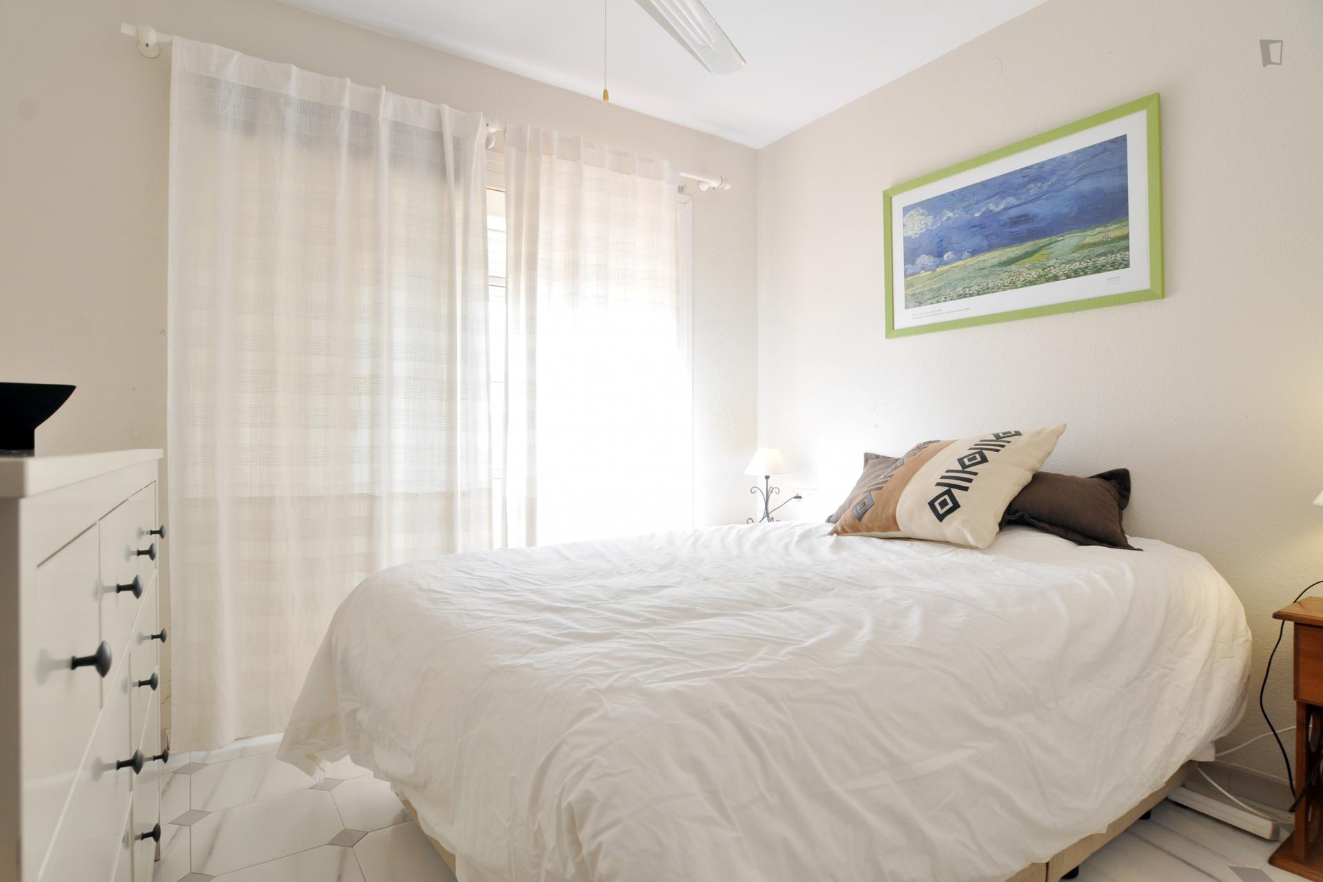 Zeus- Quiet and Nice apartment in Malaga