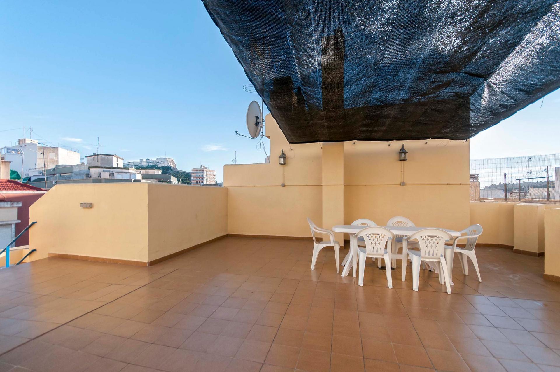 Bergez - Welcoming single bedroom Alicante