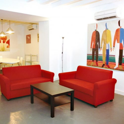 La Rambla - private double room in Alicante