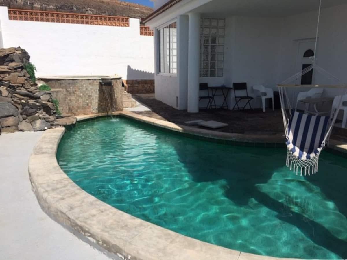 Tuineje - Luxury villa on Fuerteventura with pool