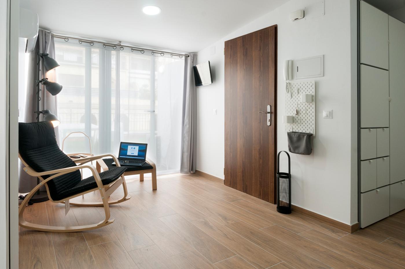 Ribera - Expat penthouse in Valencia city