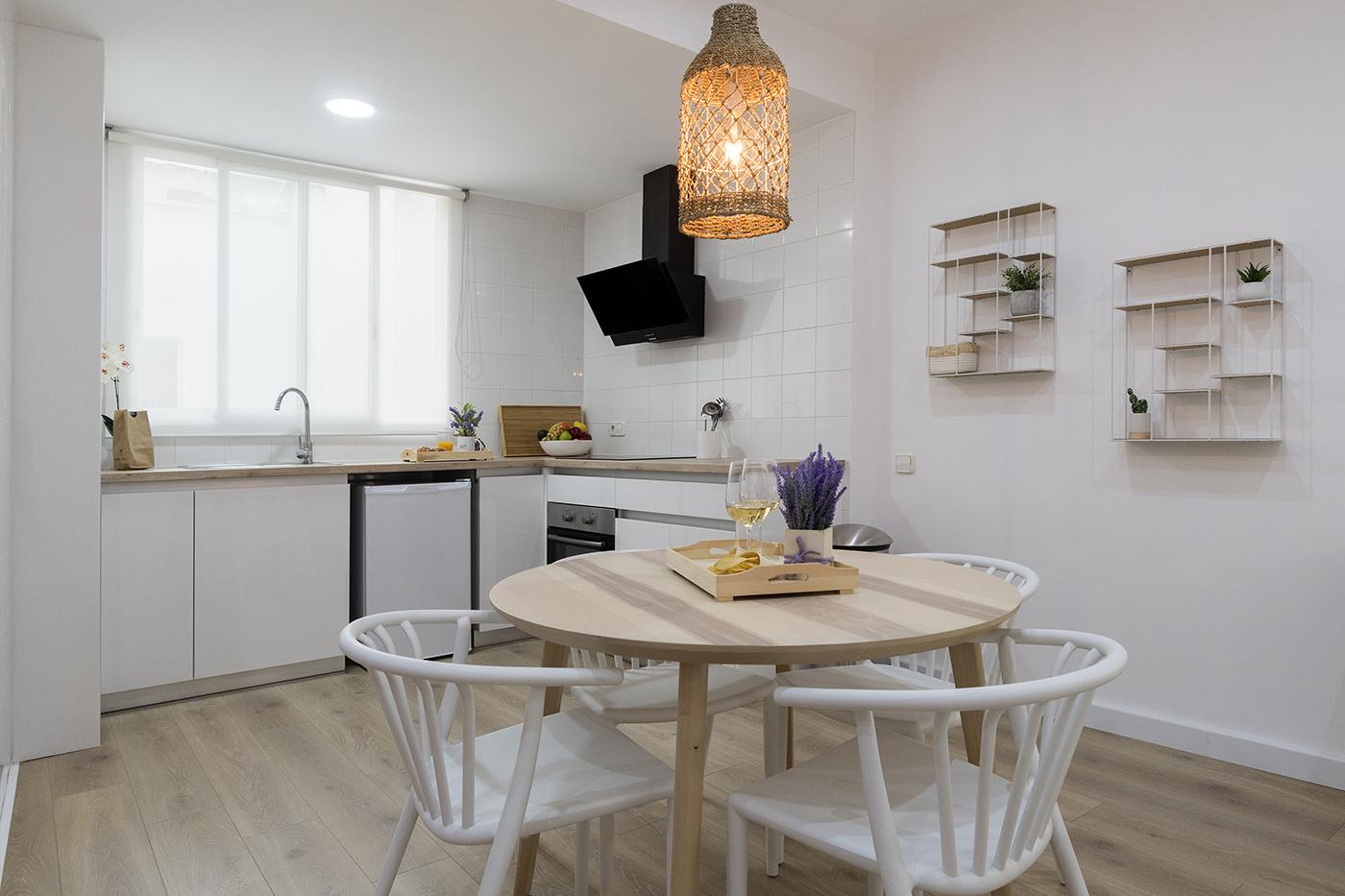 Santa Irene - Modern apartment for expats in Valencia