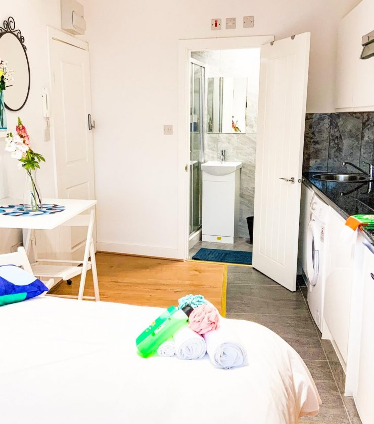 Cricklewood - Studio in London for expats