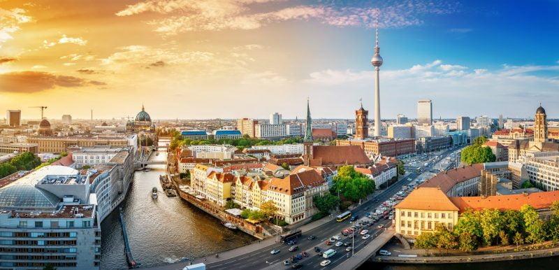 Why digital nomads choose Berlin