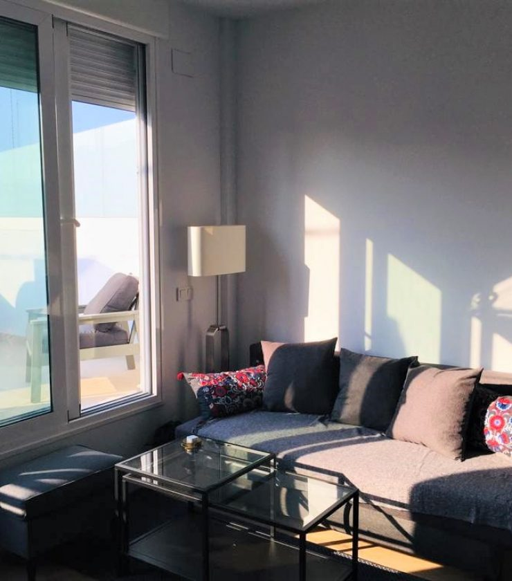 Denia 572 - Furnished penthouse in Valencia for expats